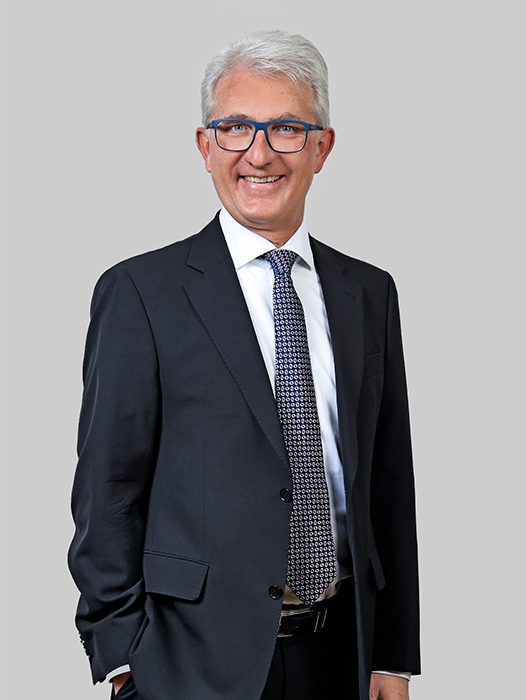 Rudolf P. Winzenried, Associate Partner